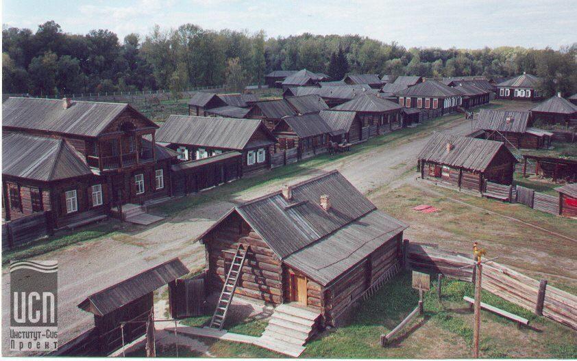 поселок шушенское фото